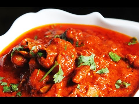 Chicken Curry & Yogurt Marinated Chicken Recipe Video