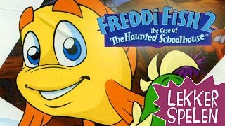 Freddi Fish: Spoken op school!
