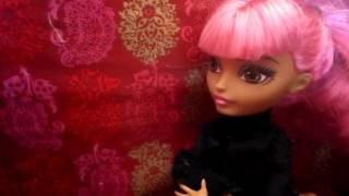 Hidden monsters S01 E02 // monster high ever after high doll stop motion series