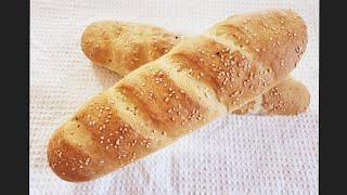 Как испечь хлеб батон простой рецепт в духовке