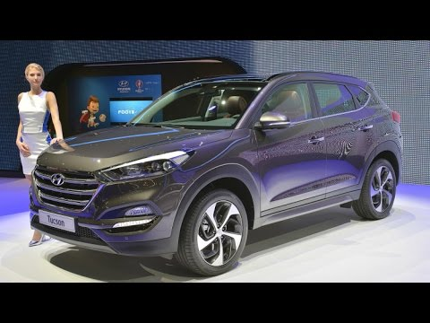 New Cars ,, Promoted Hyundai Tucson 1.7 CRDi 116 SE Nav 2015 ,,,, Auto Show