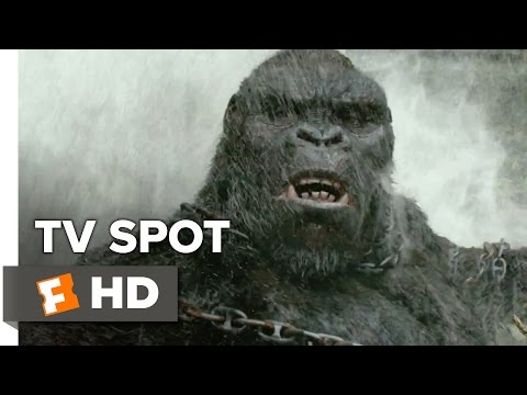 Kong: Skull Island TV SPOT - The Island (2017) - Tom Hiddleston Movie