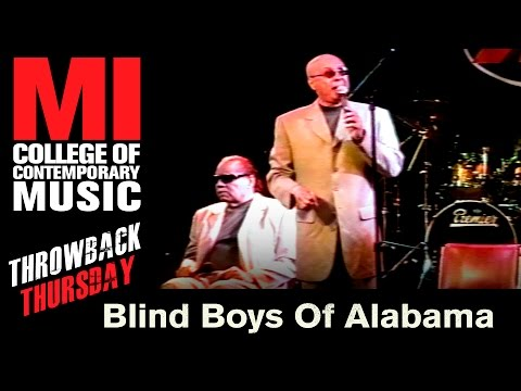 Blind Boys of Alabama Throwback Thursday