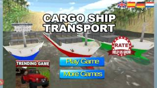 Cargo Ship Transporter 2017 [HD]