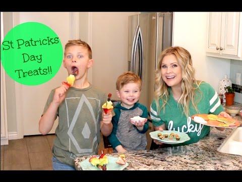 St Patricks Day Treats!! 2017