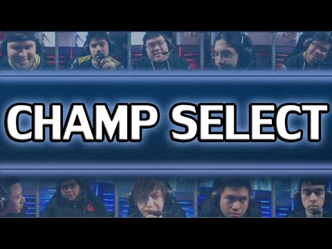 ♥ LCS CHAMPION SELECT - Sp4zie
