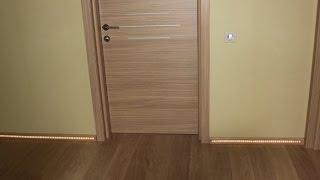 видео Как подобрать цвет ламината и цвет дверей: правильные сочетания