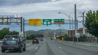 16-32 Boise Idaho: I-84 and I-184