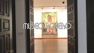 [WTBC] Museo Botero(Botero Museum), Bogota, Colombia, Masterpieces of Fernando Botero, Cinematic