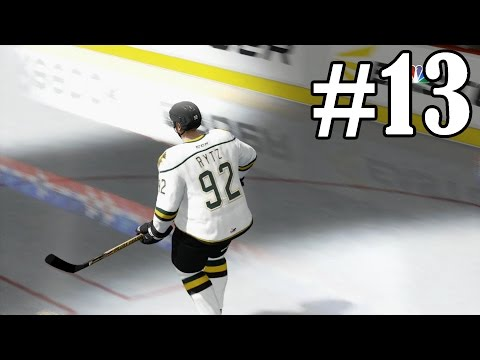 NHL 16 Be A Pro Part 13 (Time To Fight) [1080P HD]