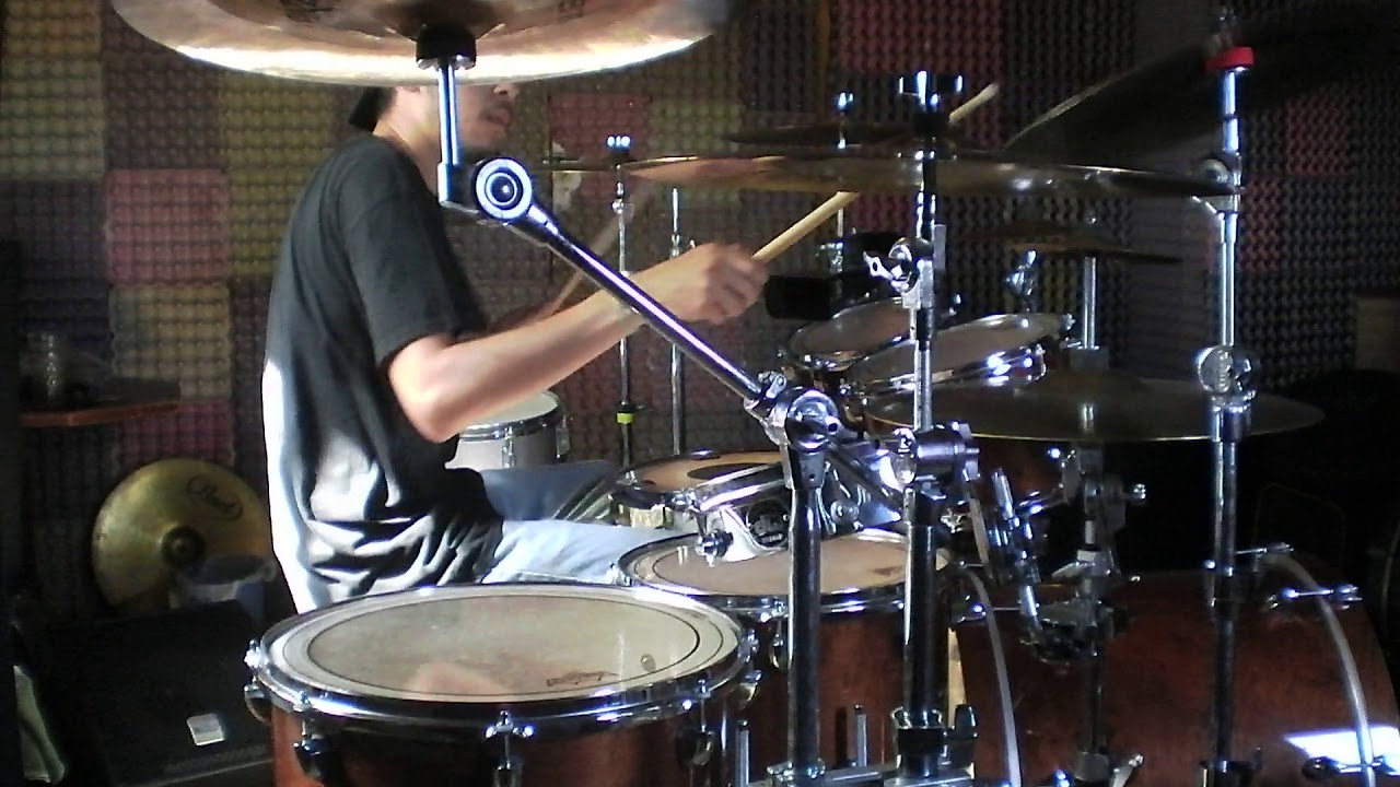 La Tradicion Del Norte - Si Yo Fuera Tu (Drum cover) - YouTube