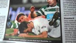 voetbal schandaal