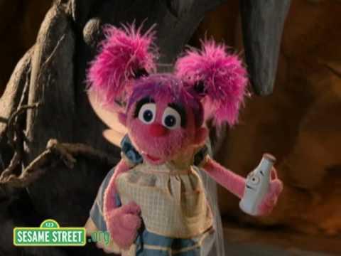 Sesame Street: Eat Me, Drink Me