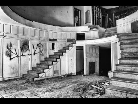 Urban Exploration - ABANDONED - Pennsylvania Mansion