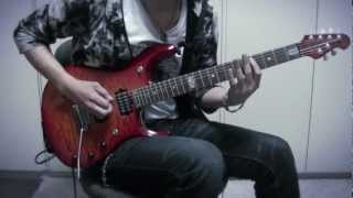 "Lost Not Forgotten ""A Dramatic Turn Of Events"" -Dream Theater- Cover by Muneyuki"