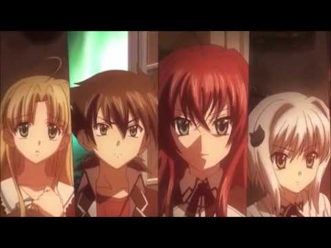 High School DxD AMV (The Good Life)