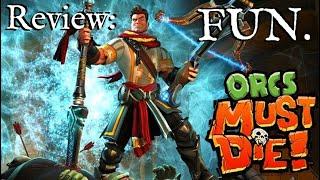 Orcs Must Die! - Review
