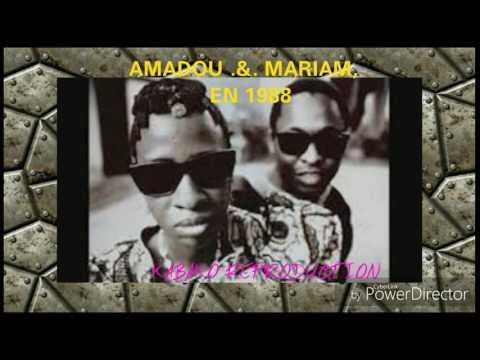 AMADOU_&_MARIAM_EN 1988. VOL 1