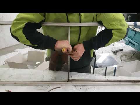 Vw T3 vanagon sliding window maintenance