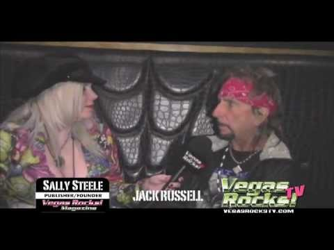 JACK RUSSELL GREAT WHITE'S SIDE OF THE STORY WITH SALLY STEELE
