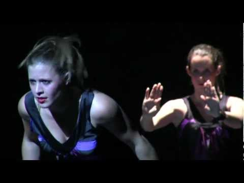The XX 'Stars' choreography by Jesse Grossen