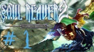 Zagrajmy w Legacy of Kain: Soul Reaver 2 (#1) -[Gameplay PL / Let