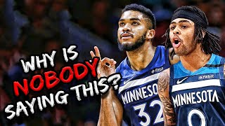 The D'Angelo Russell Trade TERRIFIES the NBA... Here's Why
