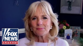 Jill Biden dismisses Trump's attacks on her husband's mental fitness