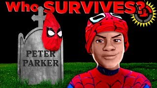 Film Theory: Spiderman vs Spiderman Battle Royale!