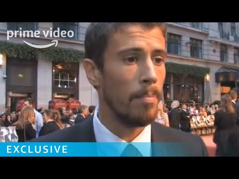 Guy Ritchie in London at the Rock n Rolla premiere | Prime Video