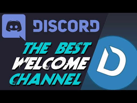 How To Create The Best Discord Welcome Page With Dyno Bot
