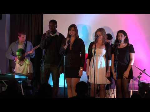 Webster's Got Talent Europe 2013 - Music Club (Geneva) sing Diamonds