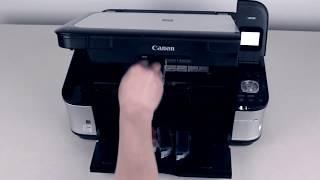 Canon MP550  Fehlermeldung B200 beseitigen Hardware Reset