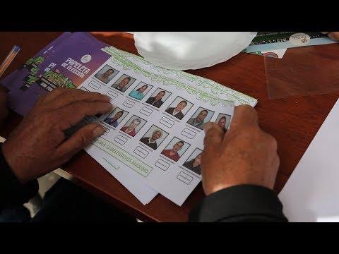 Elecciones 2017 Jardín Azuayo