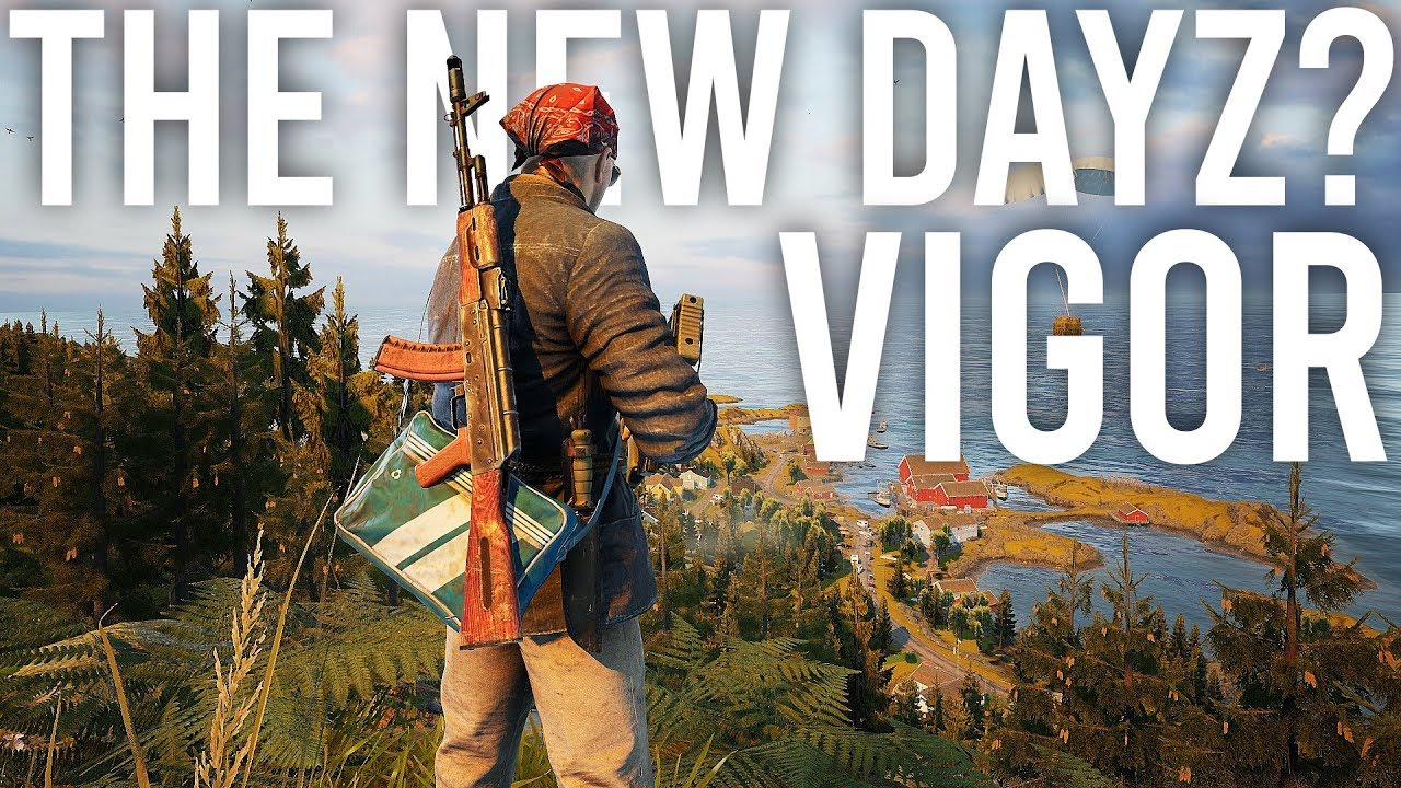 Vigor Gameplay First Impressions Dayz For Console