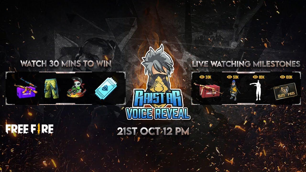 Voice Reveal Tomorrow? Booyah Mega Event !