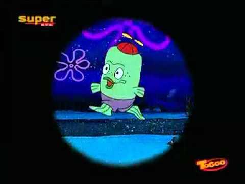 7 Todsünden Spongebob