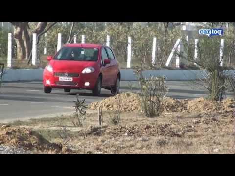 2012 Fiat Punto Video Review from CarToq.com