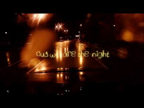 Madison Mars feat. Sanjana Ghosh - We Are The Night (Official Lyric Video)