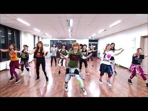 Pop / Toni Braxton Trey Songz - Yesterday feat.(Lyrics On Screen) Zumba Korea TV
