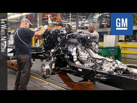 General Motors Truck Production at the Fort Wayne Assembly P