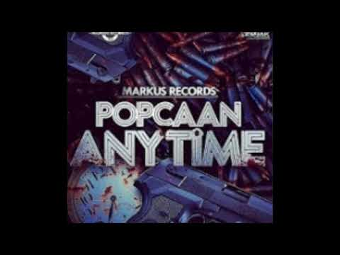 Popcaan   Anytime ( Offical Clean Version )