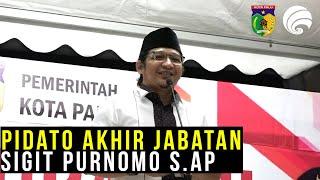 Download Pasha Ungu Pamit   Pidato Full Wawali diakhir Masa Jabatan Walikota Palu