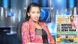 MCL MAGAZETINI March 31, 2017: TUNDU LISU ACHAMBUA SIASA NCHINI