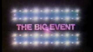 NBC Big Event open April 15 1979