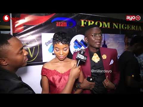 Movie ya from NIGERIA yaonyeshwa Dsm kwa mara ya kwanza