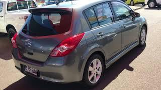 2010 Nissan Tiida TI