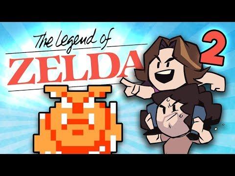 BeefedUp Zelda: Little Ditty  PART 2  Game Grumps