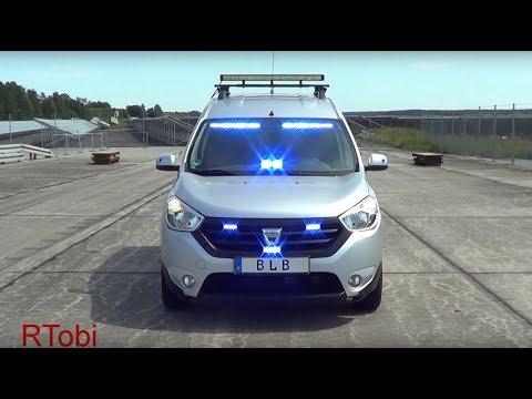 Blue Lights Berlin Ex Demo Vehicle [GER   7.2017]