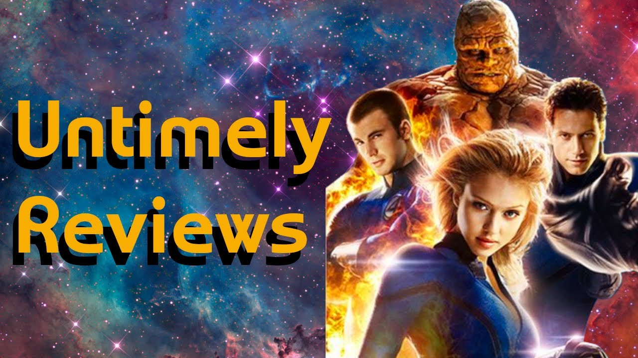 Download Fantastic Four (2005): Worth Watching?    Untimely Reviews